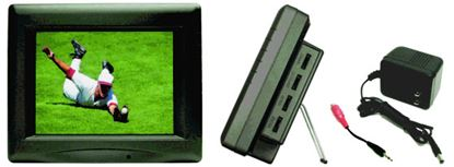 """Picture of V-LCD5.6-PRO 5.6"""" LCD monitor with Audio & Reverse Image"""