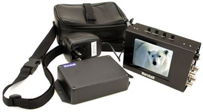 Picture of V-LCD4-PRO-L-KIT V-LCD4-PRO with battery pack and free case