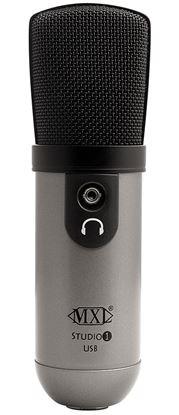 Afbeelding van MXL-STUDIO ONE USB Pro-Quality USB Condenser Mic with Headphone Jack