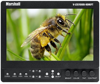 Изображение Marshall camera-top monitor V-LCD70XHB-HDMIPT