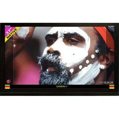 """Picture of V-R371-IMD-HDSDI 37"""" Widescreen Native HD Resolution LCD Monitor with built in IMD Function"""