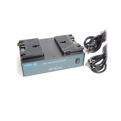 Image de Dual 3-stud Switronix quick charger